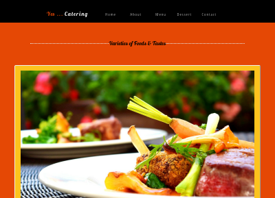 Yes ... Catering