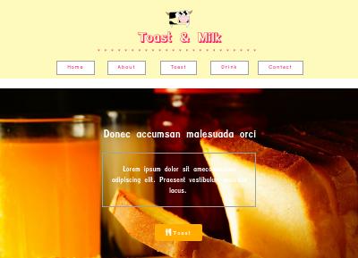 Toast & Milk