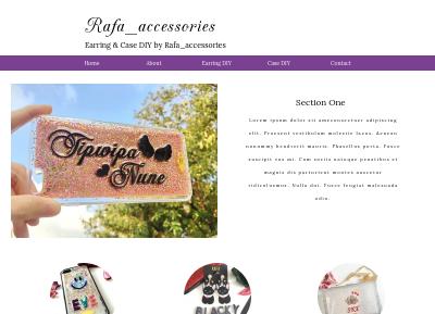 Rafa_accessories Cases